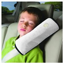 Child Kids Safety Car Seat Belt Pad - WHITE