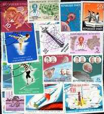 Haiti 200 timbres différents