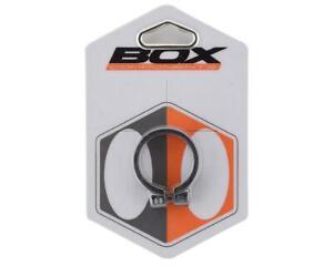 Box Helix Fixed Seat Clamp (Gun Metal) (34.9mm) [BX-SC140F349-GM]