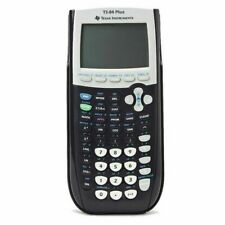 New ListingTexas Instruments Ti-84 Plus Graphing Calculator New Factory Sealed