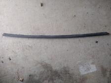 Bmw E24 Rear Bumper Filler Trim Moulding 635csi 633csi M6 L6
