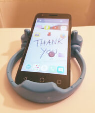 Smart Phone and Tablets Holder - Comes in Box (Blue)