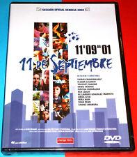 11 DE SEPTIEMBRE - DVD R2 - Precintada