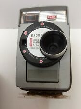 Kodak Brownie 8 Movie Camera f/2.7 Boxed With Case Preowned (862Z51)
