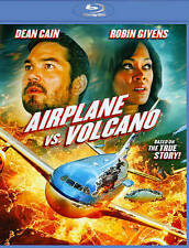 Airplane vs. Volcano (Blu-ray Disc, 2014) versus