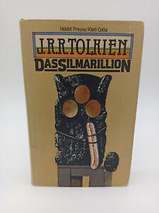 Das Silmarillion J.R.R. Tolkien Hobbit Presse Klett Cotta 2. Auflage 1979