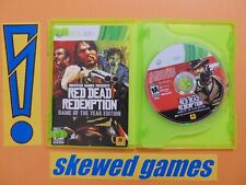 Red Dead Redemption Game of the Year Edition - cib - XBox 360 Microsoft