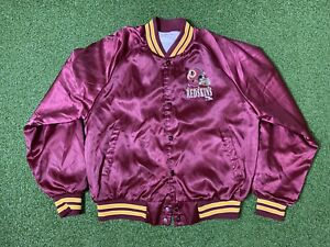 Washington Redskins Chalkline 1992 Bomber Jacket Vintage NFL VGC