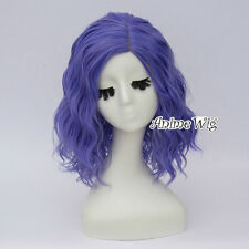 35CM Lolita 22 Colors Fashion Women Party Curly Heat Resistant Cosplay Hair Wig