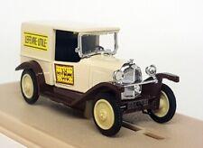 Eligor 1/43 - 1013 Citroen 5 CV Camionnette 1926 Lu-Lu Diecast Model Van