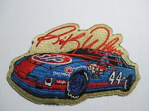 Rick Wilson #44 Racing Patch NASCAR Track Circuit Sports Car Hot Rod NOS Vintage
