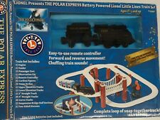 The Polar Express Lionel Little Lines Train Track Set Almost Complete Battery Rc