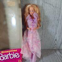 "Vintage Mattel 1984 Barbie- Vintage ""Dreamtime Barbie"" With Teddy Bear"