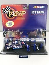 1998 Winners Circle #24 Gordon Pit Row Series Diecast NASCAR Pepsi Chevrolet