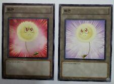 Yu-Gi-Oh Dandylion Fluff Token (TP09-KR003 ~ 004) 1set Common / Korean
