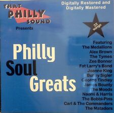 That Philly Sound Presents PHILLY SOUL GREATS - 22 VA Tracks