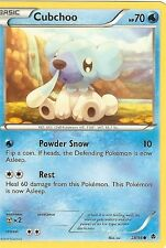 POKEMON B&W EMERGING POWERS - CUBCHOO 28/98
