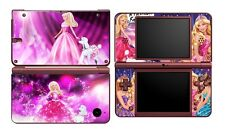 Barbie 325 Vinyl Decal Skin Sticker for Nintendo DSi NDSi XL LL