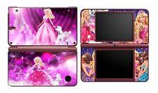 Barbie 325 Vinyl Decal Skin Sticker for Nintendo DSi NDSi XL LL