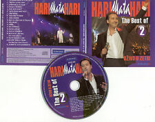 HARI MATA HARI CD Uzivo u Zetri Live The Best of 2 Varesanovic Zagreb Sarajevo