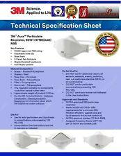 (10pk)3M Aura™9210+plus/Certified-U.S.A/Craft Work & Gardening/Multi-Purpose Use