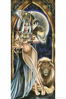 The Priestess by Ruth Thompson inch Poster 24x36 inch