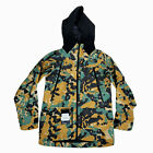 The North Face Womens Medium Futurelight Steep Series A-Cad Jacket Digital Camo