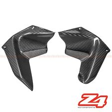 2010-2014 Multistrada 1200 S Side Engine Mid Cover Fairing Cowling Carbon Fiber