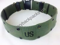US Military Tactical Pistol Holster Pouch Alice  Equipment Tool Belt Olive Drab