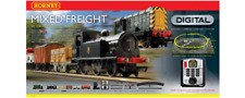 Hornby R1126 Mixed Freight DCC Digital Train Set OO Gauge
