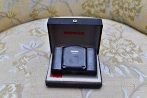 MINOX 35 EL - 35mm Camera - Untested       Bin#3o