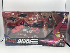 GI Joe Classified Cobra Island Baroness with Cobra Coil Target Exclusive