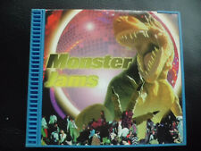 MONSTER  JAMS   -  VARIOUS ,  CD  1999 ,  FUNK  SOUL  ,   GAP BAND, CHIC, RAYDIO