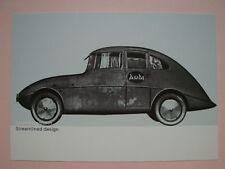 AK AUDI | Stromlinienform | sehr gut | 10,5 x 14,7 cm