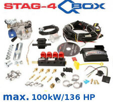 Autogas Conversion kit for 4 cylinders STAG Qbox Basic 100 kW/136 HP LPG,WC01