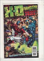 X-O Manowar v2 #6 vf/nm