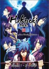 Hakuoki Demon Of The Fleeting Blossom (Season 1-3 + Movie) with English Audio