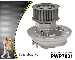 Water Pump PWP7031 for DAEWOO Tacuma Wagon 2.0L DOHC X20 11/2000 onwards
