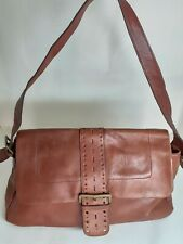 CESTI Genuine Leather Shoulder Bag Authentic