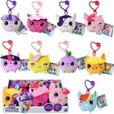 """My Little Pony The Movie 3"""" Clip Plush New with Tag Licensed - Pick Your Once"""