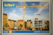 Kibri HO Liebherr Tower Crane Code 5119-1032