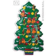 Decoración para fiestas de navidad en color principal multicolor