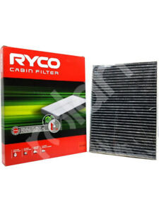 Ryco Cabin Air Activated Carbon Filter FOR VOLVO S60 (RCA190C)