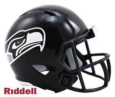 Seattle Seahawks Riddell Pocket Pro Mini Football Helmet - New in Package