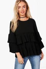Maglie e camicie da donna bluse neri s