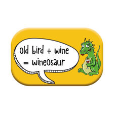 Funny Fridge Magnet For Her Women Wine Theme Birthday Gift Idea Mum Sister