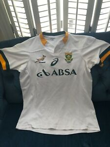 South Africa away rugby shirt XL in great condition