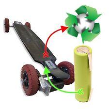 Zellentausch Evolve elektrisches Skateboard/ Longboard/  Akku 15 Ah statt 10Ah