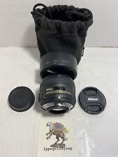 Obiettivo Nikon AFS 50 mm f 1.8 G Autofocus fotografia foto Bokeh foto tappi bag
