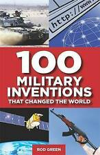 100 Military Inventions That Changed the World NEW FREE POSTAGE AUSTRALIA WIDE